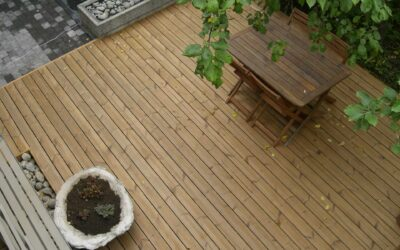 Najekonomičnije rešenje deking podova za terase – Impregnirani Bor