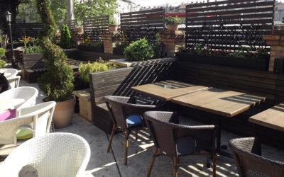 Kako odabrati nameštaj za bašte kafića i restorana?